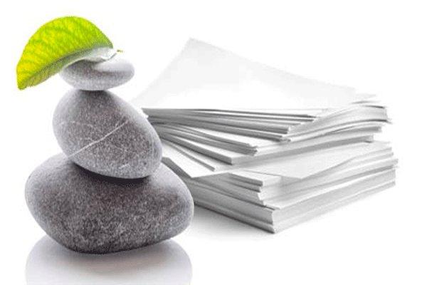طرح توجیهی تولید کاغذ از سنگ
