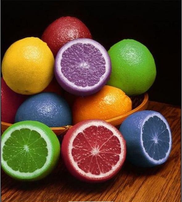 تولید رنگ های خوراکی طبیعی