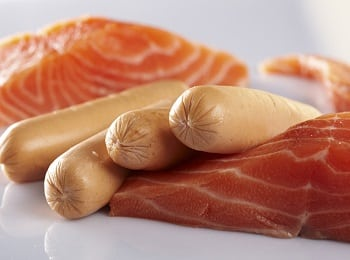 تولید سوسیس و ماهی