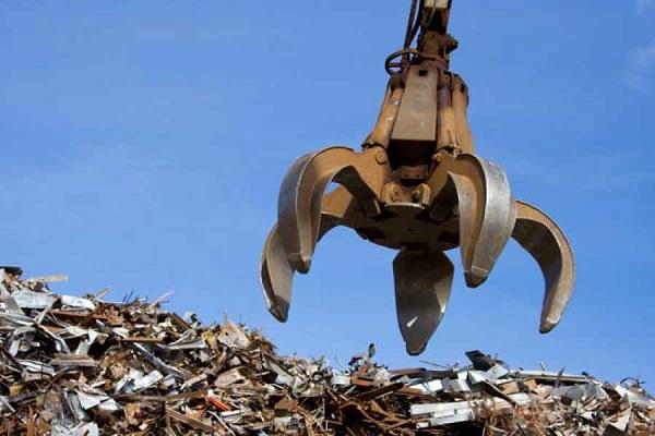 طرح احداث واحد بازیافت آهن قراضه