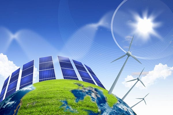 سرمایهگذاری در انرژیهای نو