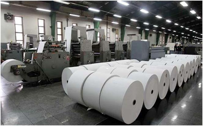 تولید کاغذ از کربنات کلسیم