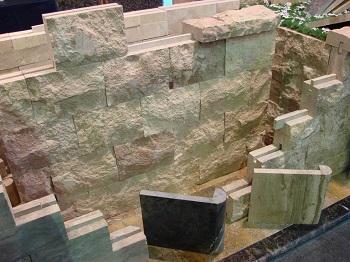 طرح توجیهی تولید سنگ ساختمانی