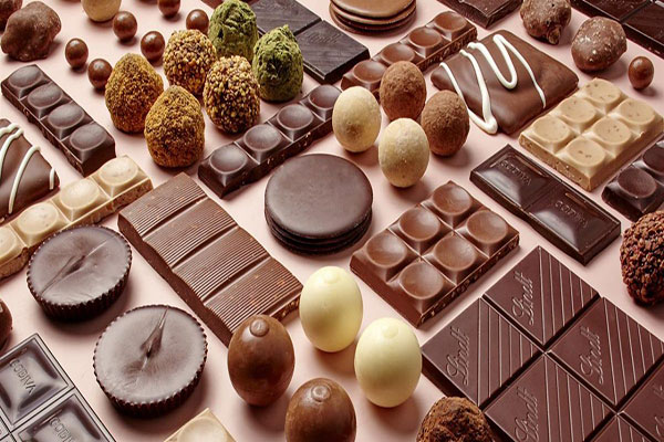 بازار شکلات
