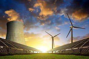 احداث نیروگاه های تجدیدپذیر