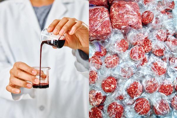 تولید گوشت