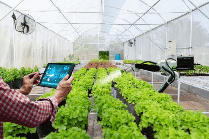 کشاورزی ٬ صنعت کشاورزی ٬ اهمیت اقتصاد بر کشاورزی
