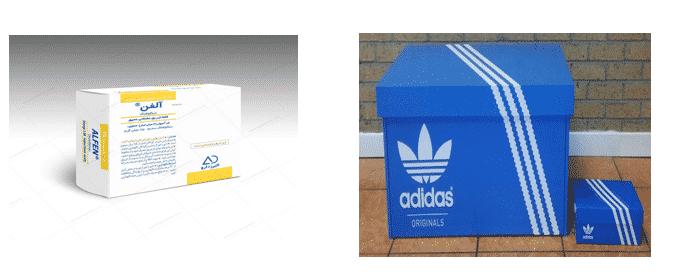 طرح توجیهی تولید جعبه کفش و دارو