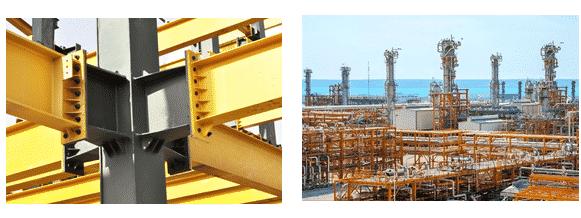 طرح توجیهی تولید سازه های فلزی