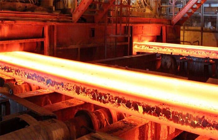 طرح توجیهی تولید شمش فولادی